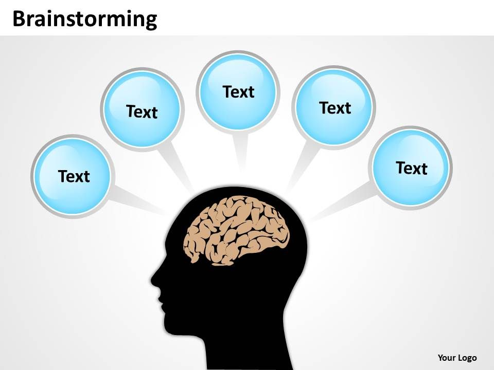 Result Of Brainstorming Editable Powerpoint Templates Ppt Images Gallery Powerpoint Slide Show Powerpoint Presentation Templates