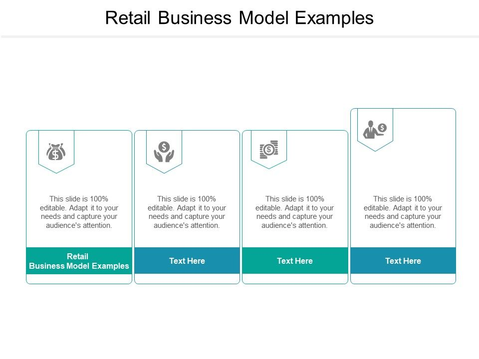 retail business model examples ppt powerpoint presentation