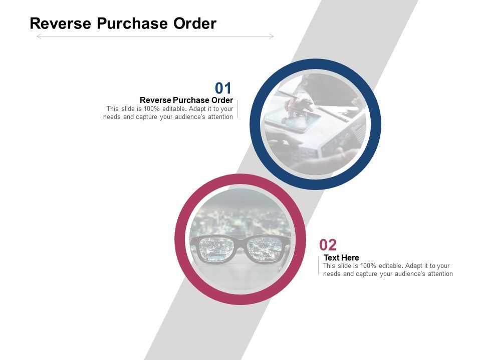 Reverse Purchase Order Ppt Powerpoint Presentation Infographic Template Images Cpb