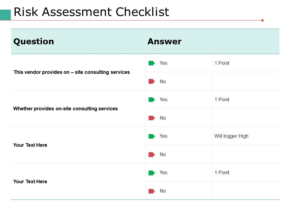 risk_assessment_checklist_ppt_pictures_skills_Slide01