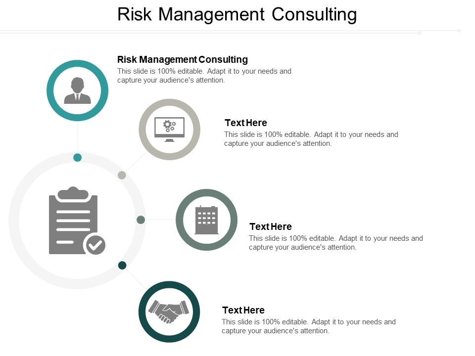 Risk Management Consulting Ppt Powerpoint Presentation Pictures Show