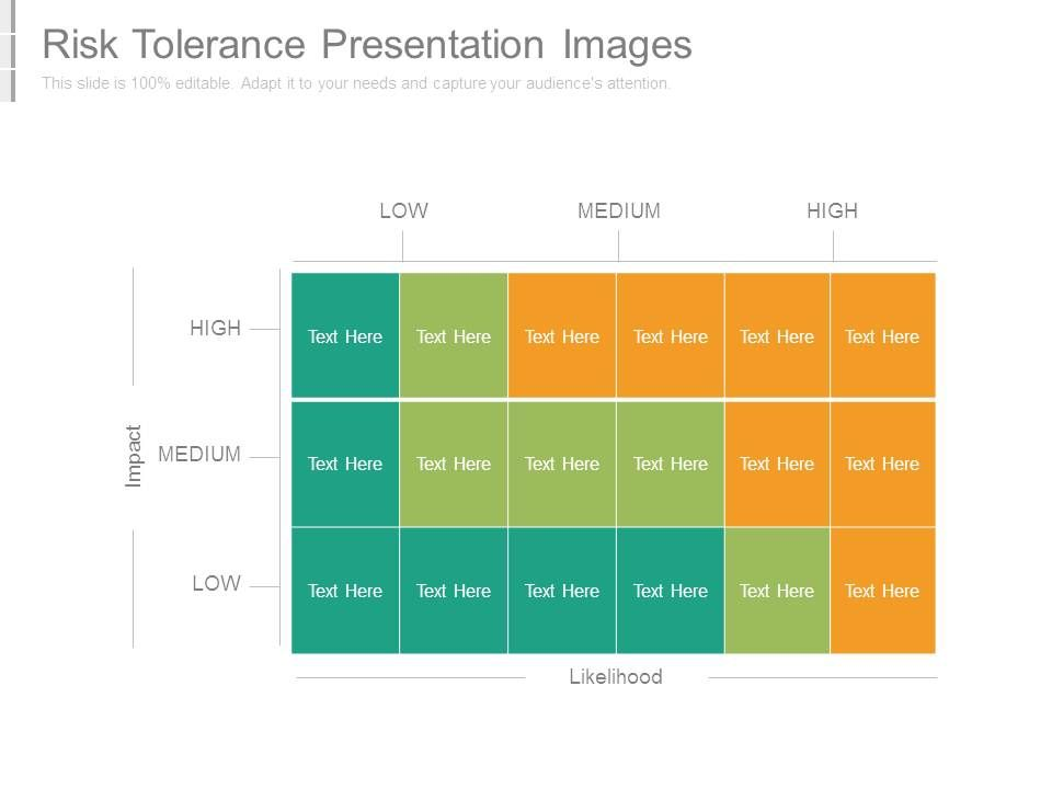 risk tolerance presentation images | powerpoint slide presentation, Presentation templates