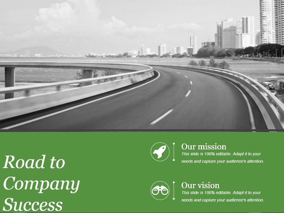 road_to_company_success_powerpoint_slide_deck_Slide01