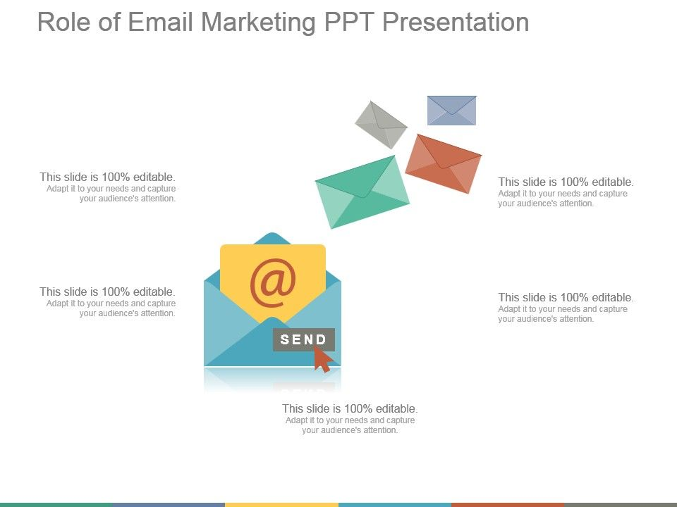 Role Of Email Marketing Ppt Presentation | PPT Images