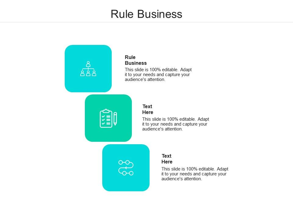 Rule Business Ppt Powerpoint Presentation Infographic Template Graphics Pictures Cpb