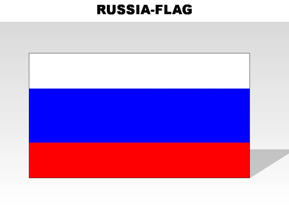 Russia Country Powerpoint Flags Powerpoint Presentation Templates