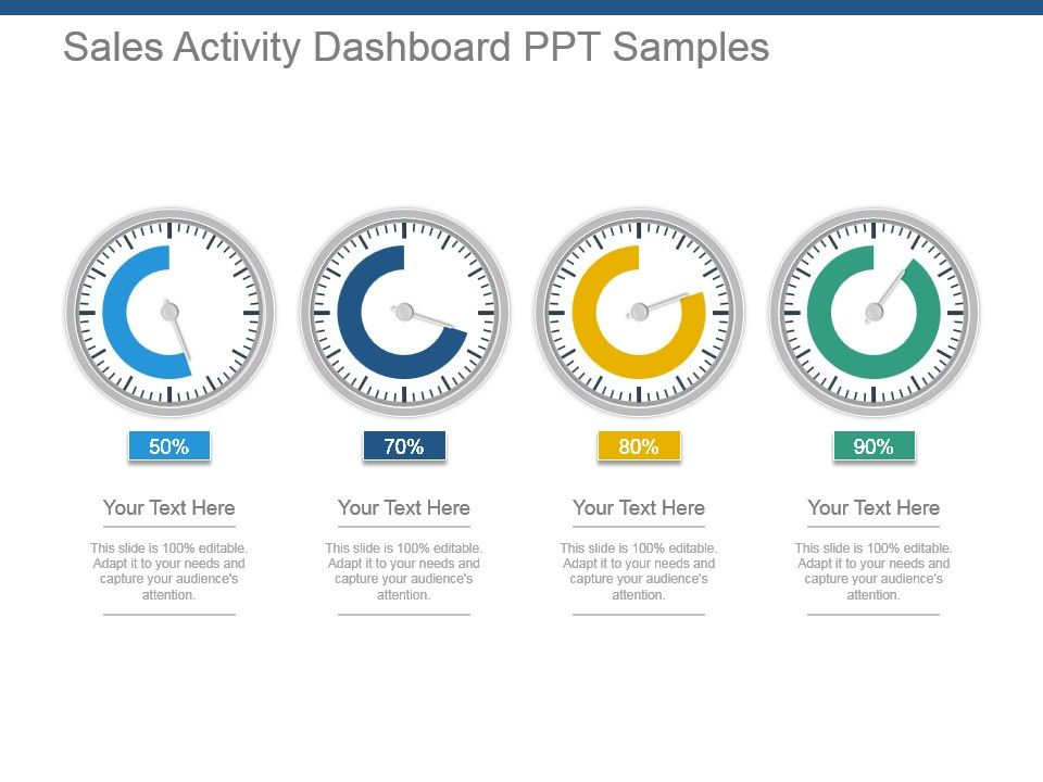 sales activity dashboard ppt samples powerpoint shapes