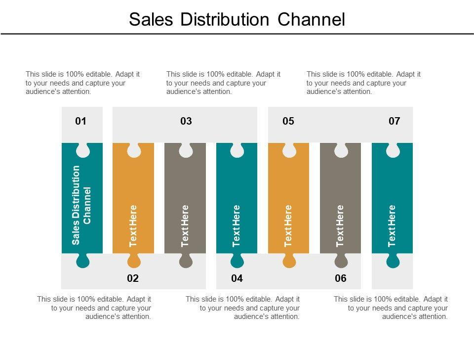 Dissertation sales distribution