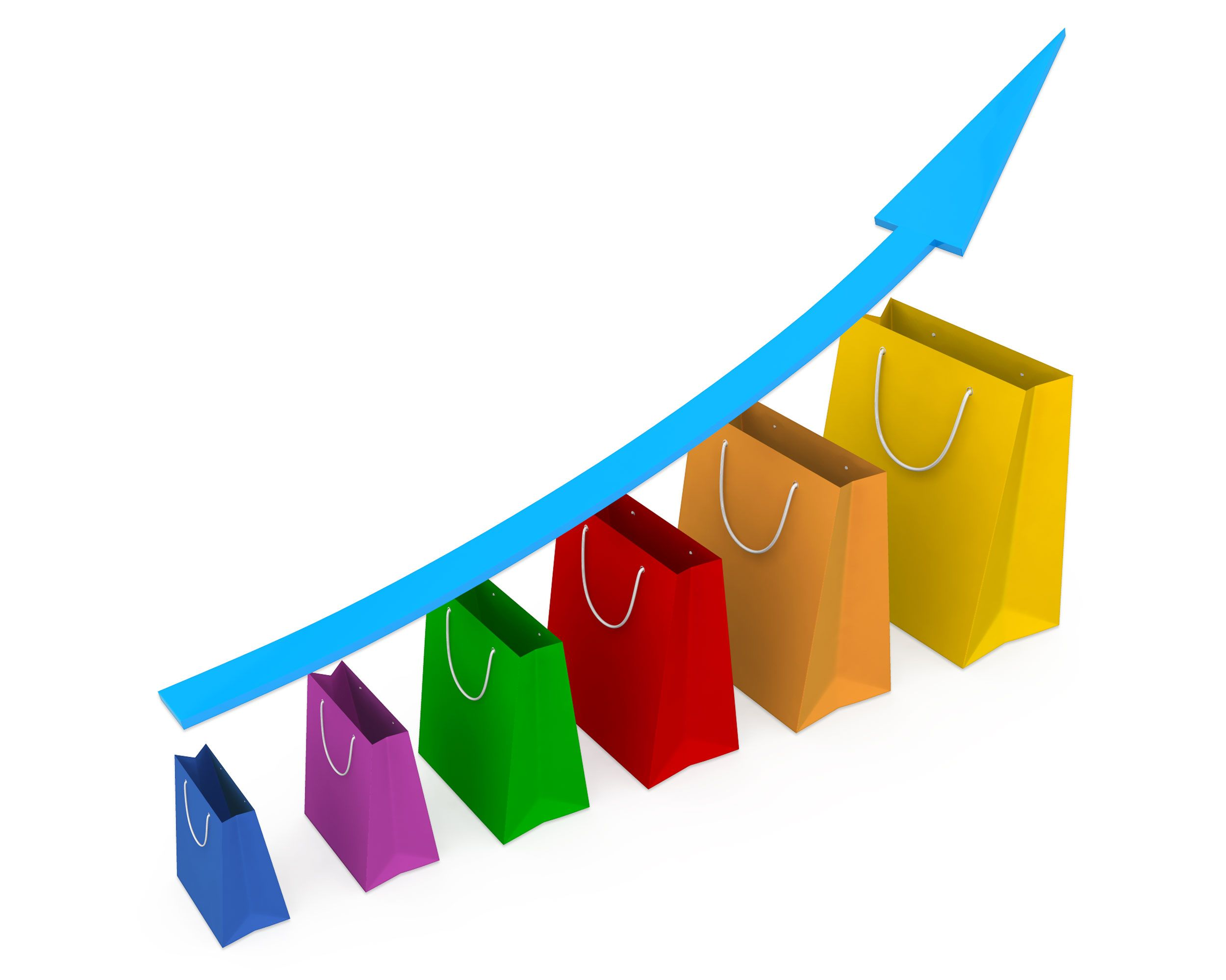 sales_growth_chart_with_blue_growth_arrow_stock_photo_Slide01