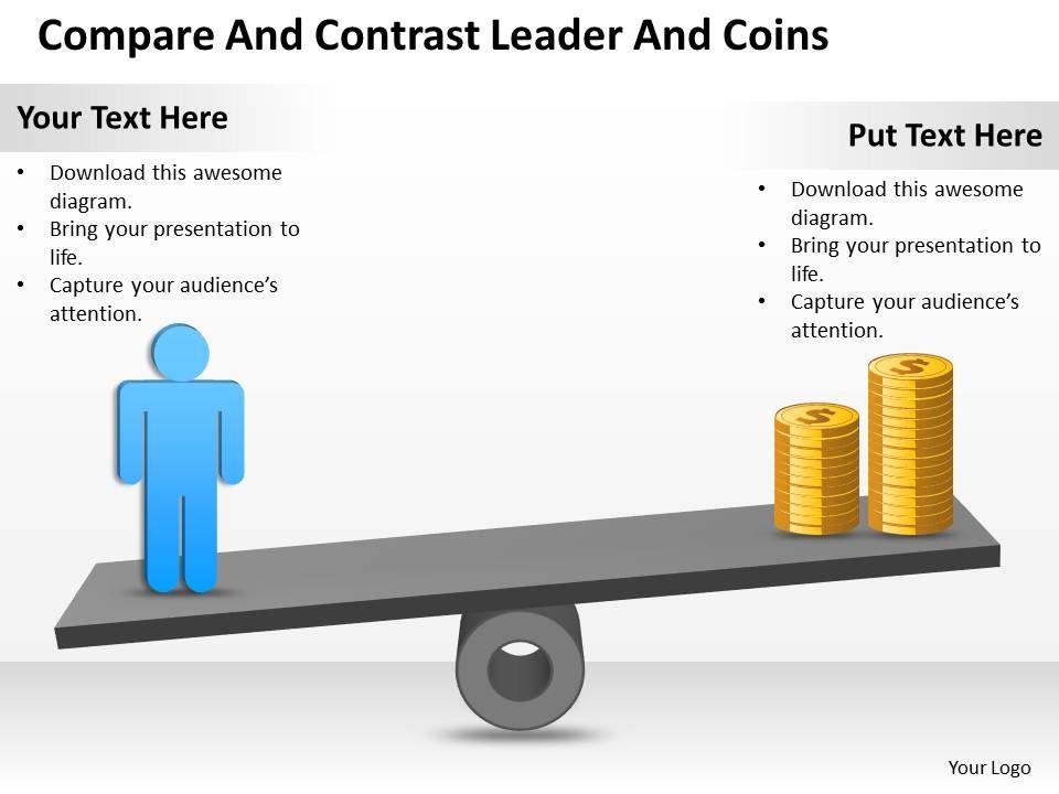 sales_management_consultant_contrast_leader_coins_powerpoint_templates_ppt_backgrounds_for_slides_0528_Slide01
