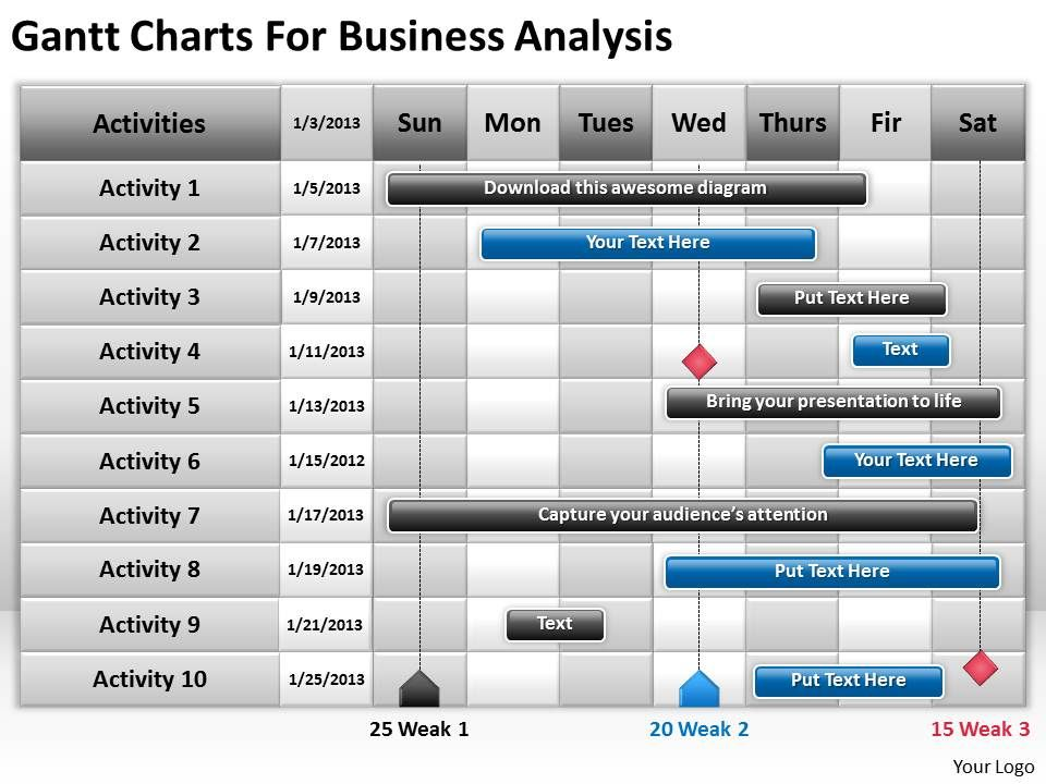 Sales Management Consultant For Business Analysis Powerpoint ...