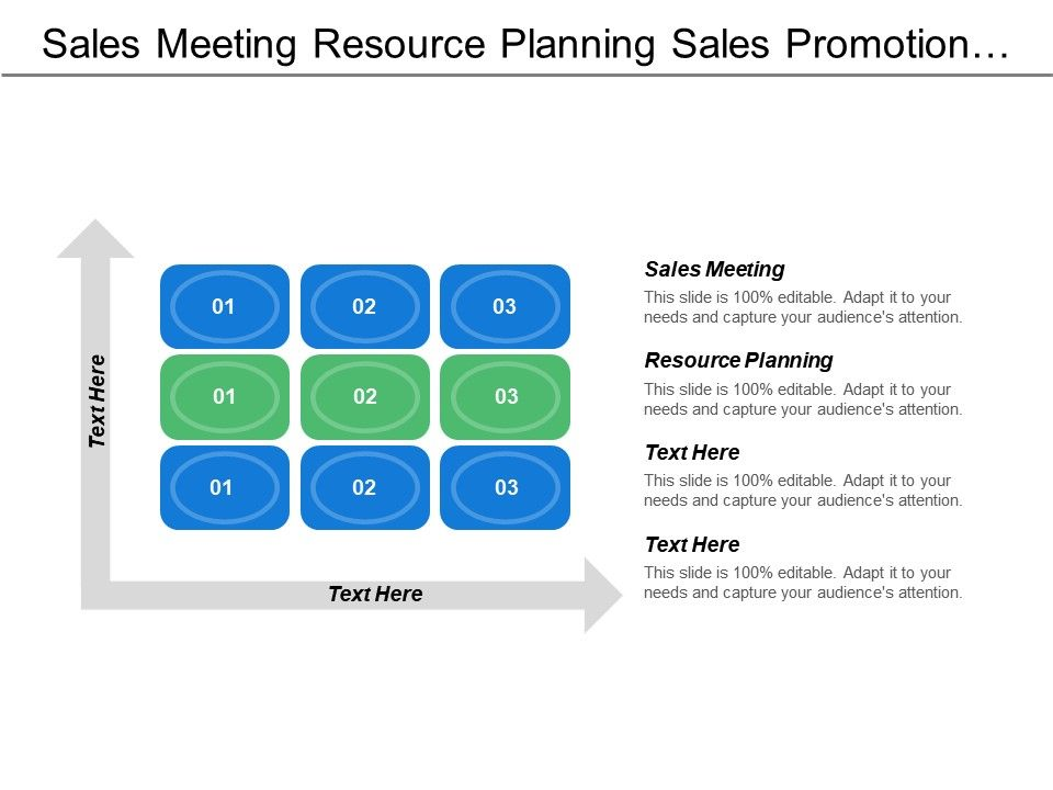 94a897e46baa sales meeting resource planning sales promotion marketing plan Slide01.  sales meeting resource planning sales promotion marketing plan Slide02