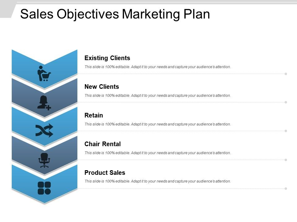 sales objectives marketing plan good ppt example