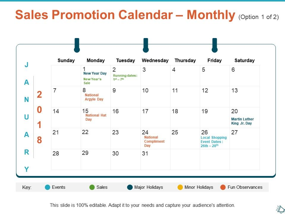 sales_promotion_calendar_monthly_option_planning_ppt_show_infographic_template_Slide01