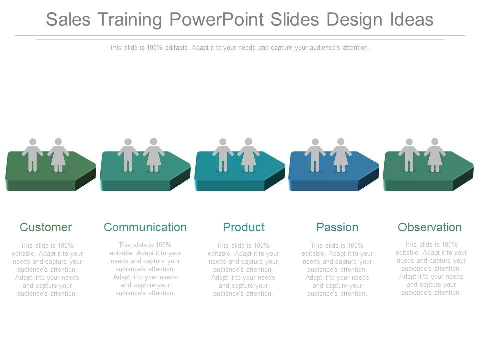 sales training powerpoint slides design ideas templates powerpoint