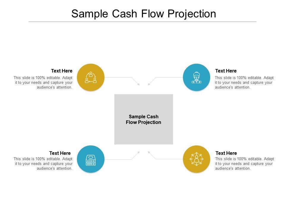 Sample Cash Flow Projection Ppt Powerpoint Presentation ...