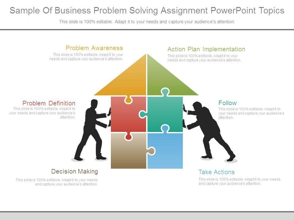 powerpoint presentation assignment
