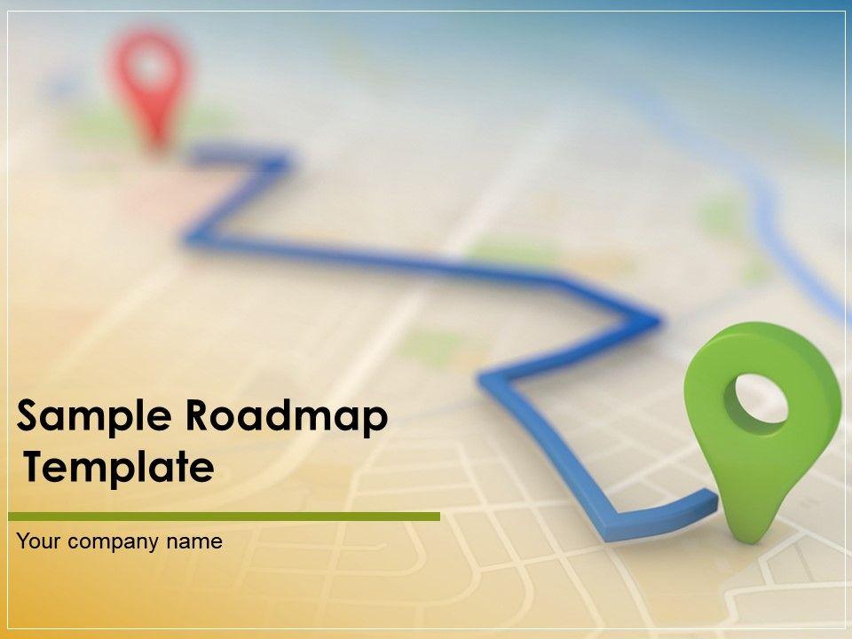 sample roadmap ppt powerpoint presentation slides powerpoint