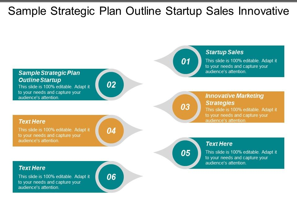 sample_strategic_plan_outline_startup_sales_innovative_marketing_strategies_cpb_Slide01