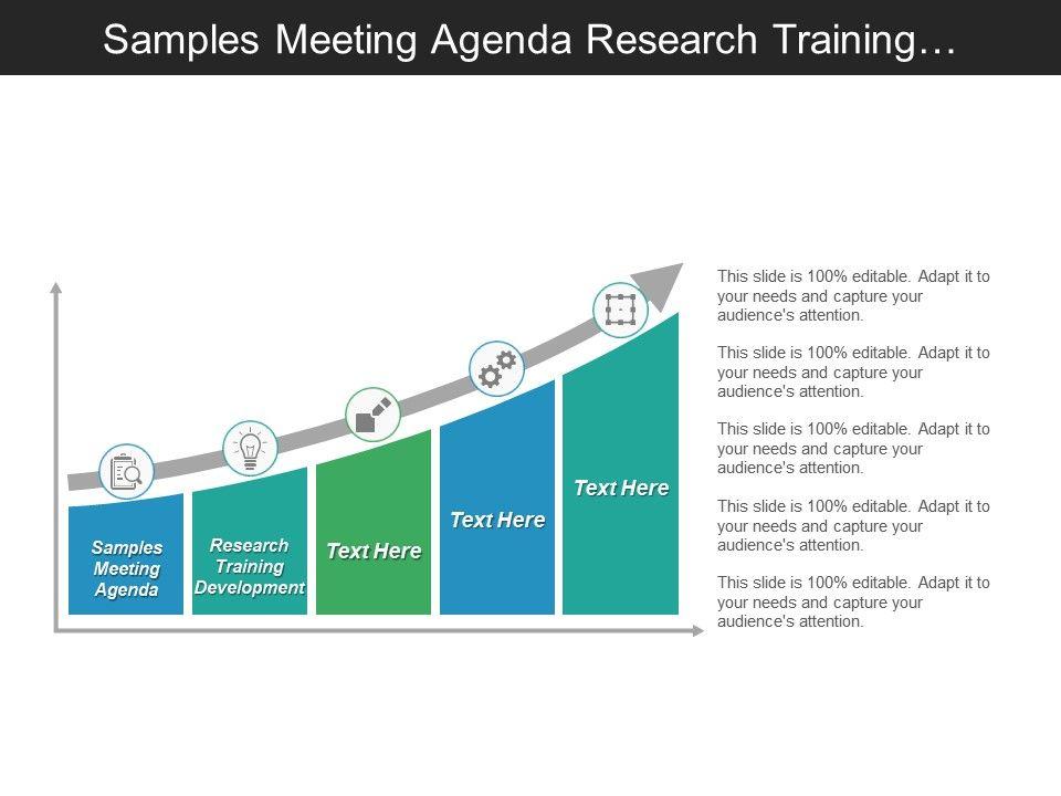 samples_meeting_agenda_research_training_development_evidence_based_management_cpb_Slide01