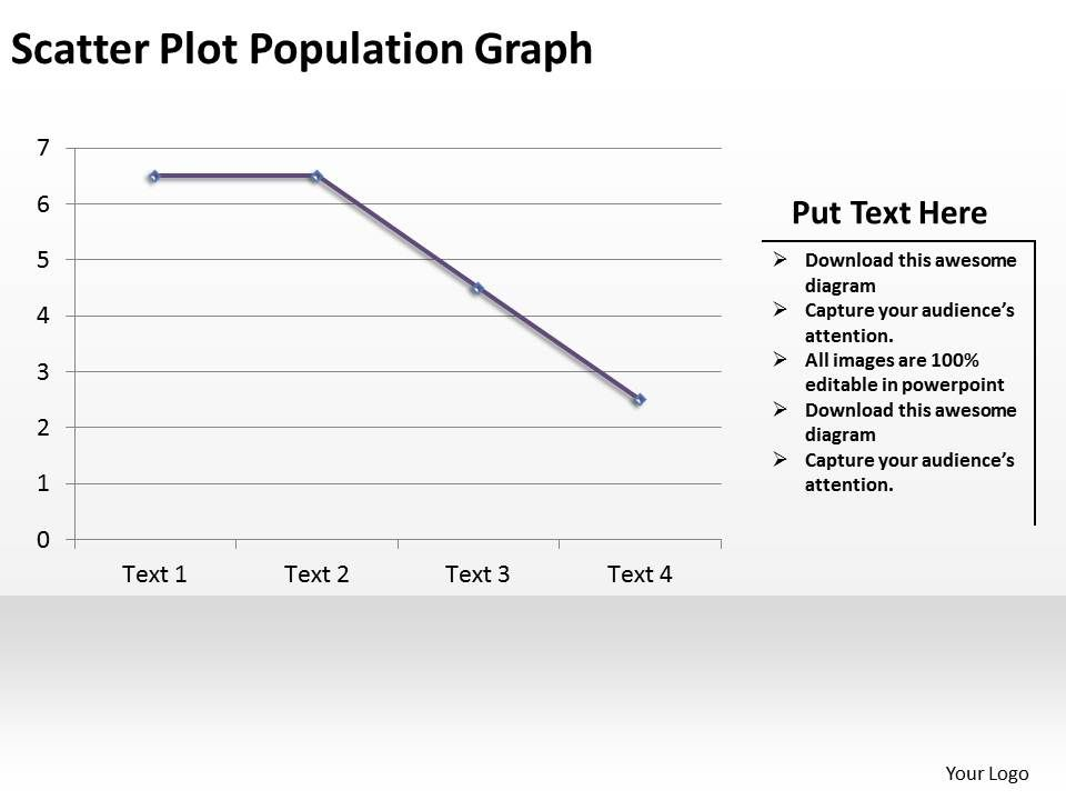 Scatter plot population graph data driven powerpoint diagram scatterplotpopulationgraphdatadrivenpowerpointdiagramtemplatesgraphics712slide01 ccuart Gallery