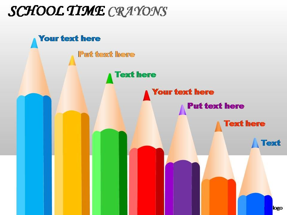 School time crayons powerpoint presentation slides powerpoint school time crayons powerpoint presentation slides powerpoint templates designs ppt slide examples presentation outline toneelgroepblik Images