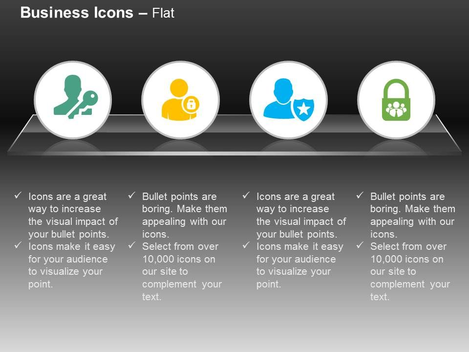 Security Person Safety For Important People Ppt Icons