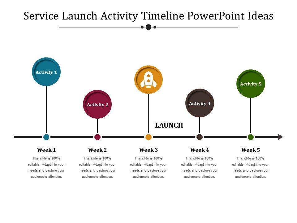 service_launch_activity_timeline_powerpoint_ideas_Slide01