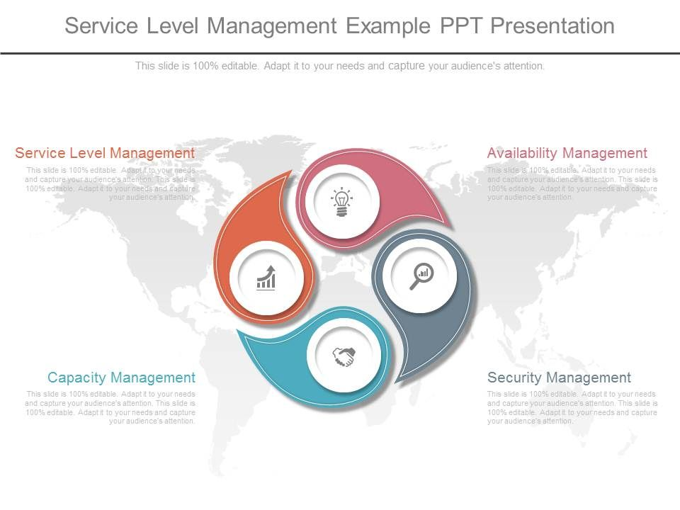 it services presentation ppt