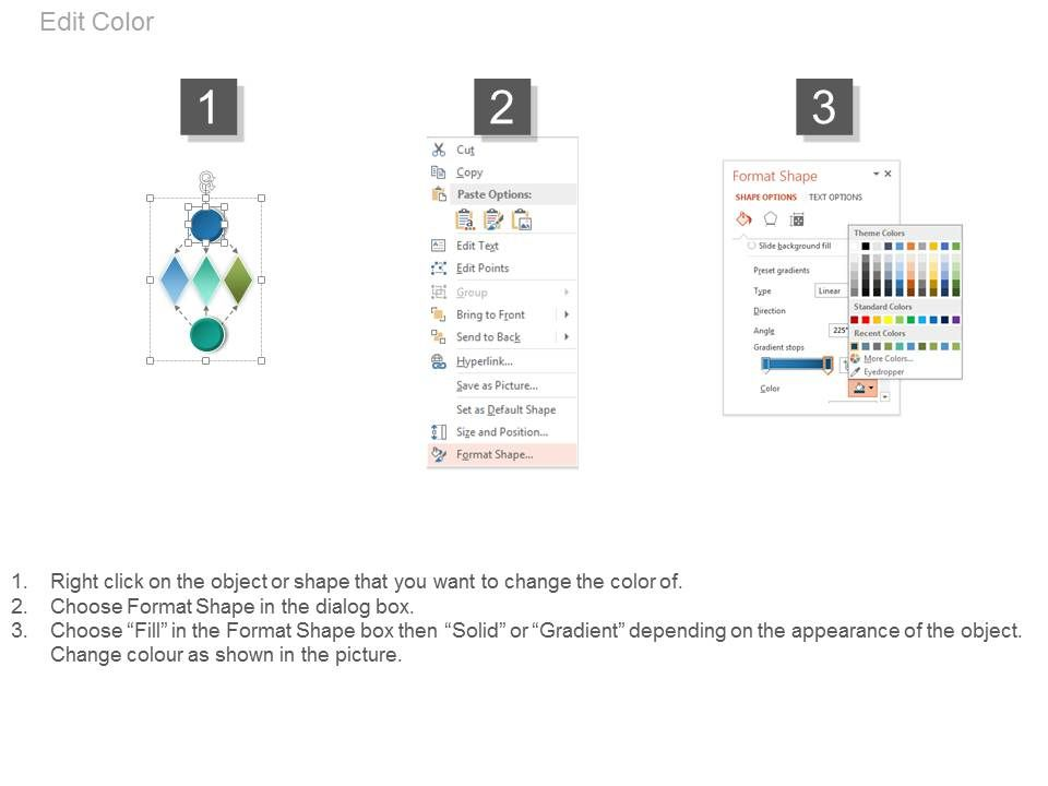 service orientation powerpoint templates microsoft   templates, Modern powerpoint