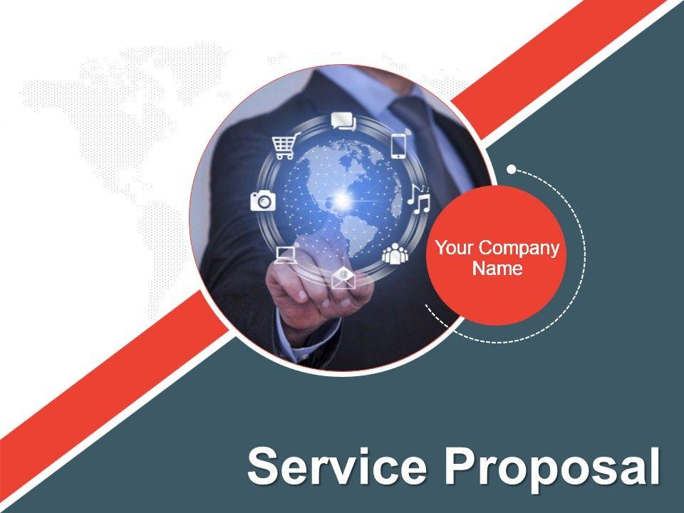 Service Proposal Powerpoint Presentation Slides | PowerPoint