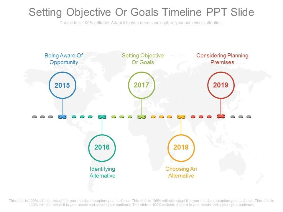 setting_objective_or_goals_timeline_ppt_slide_Slide01