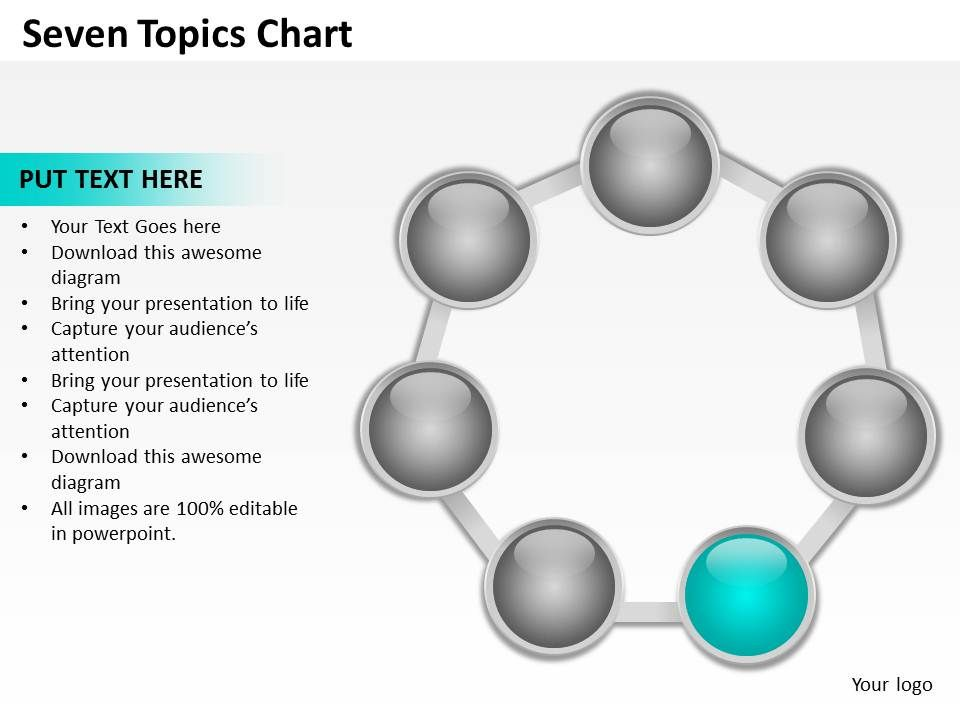 seven_topics_chart_powerpoint_diagrams_presentation_slides_graphics_0912_Slide05