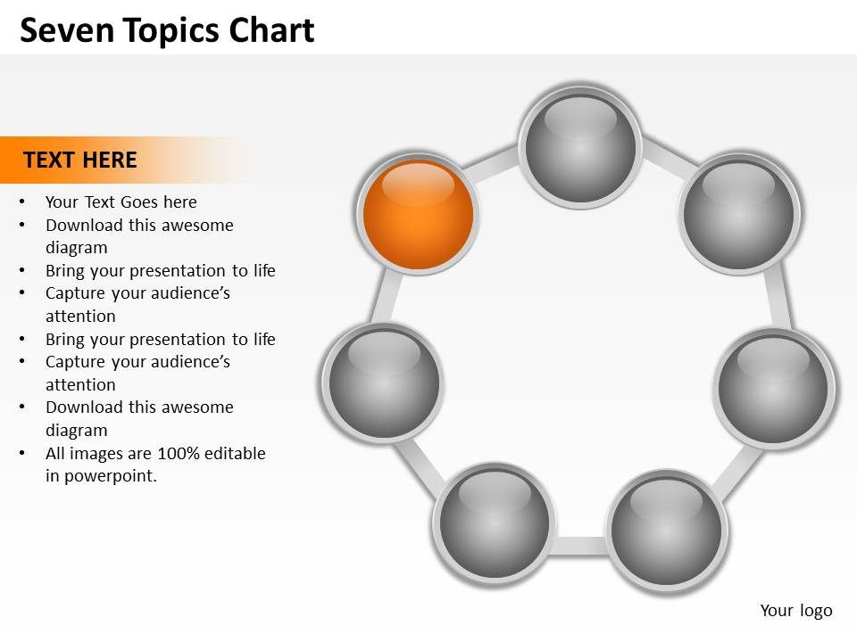 seven_topics_chart_powerpoint_diagrams_presentation_slides_graphics_0912_Slide08