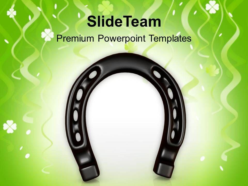 shamrock_st_patricks_day_lucky_horseshoe_templates_ppt_backgrounds_for_slides_Slide01
