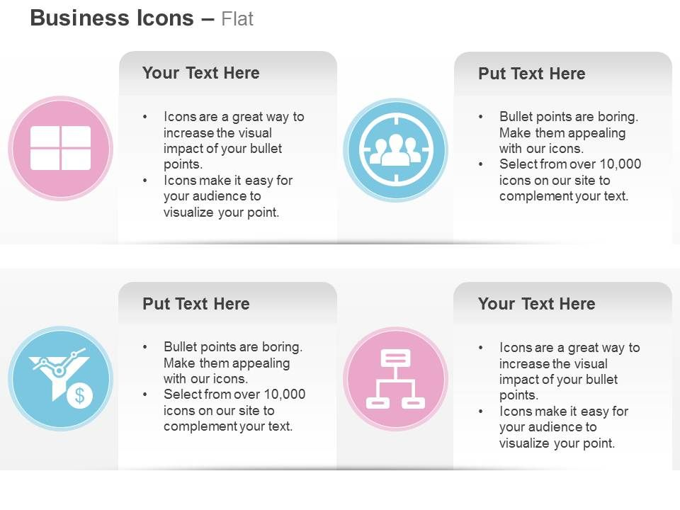 Sitemap Service Packages Target Audience Traffic Conversion Ppt - Powerpoint sitemap template
