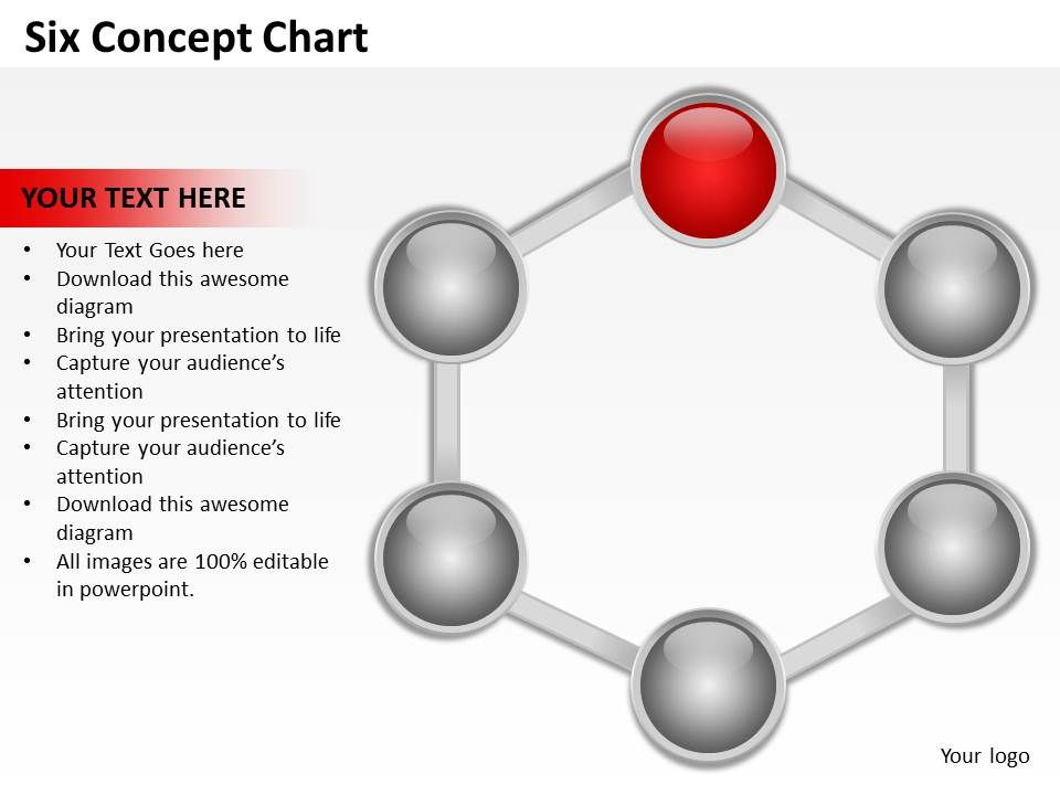 six_concept_chart_powerpoint_diagrams_presentation_slides_graphics_0912_Slide02