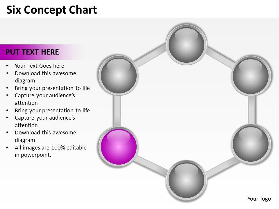 six_concept_chart_powerpoint_diagrams_presentation_slides_graphics_0912_Slide06