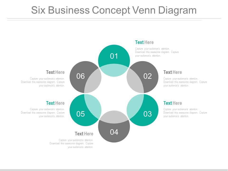 six_staged_circle_of_venn_diagram_powerpoint_slides_slide01   six_staged_circle_of_venn_diagram_powerpoint_slides_slide02
