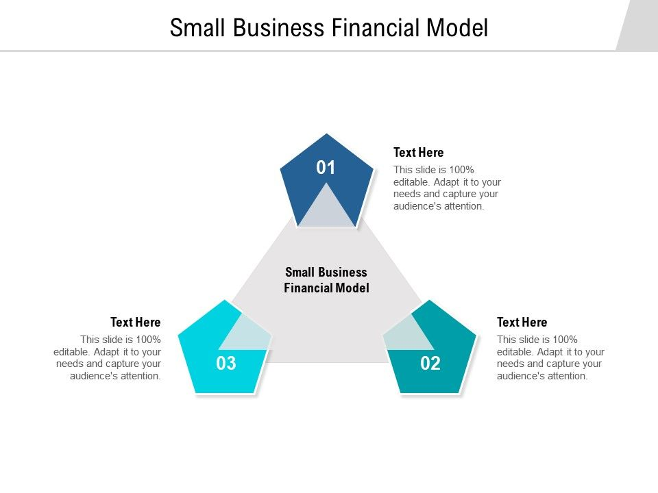 Small Business Financial Model Ppt Powerpoint Presentation Professional Gallery Cpb