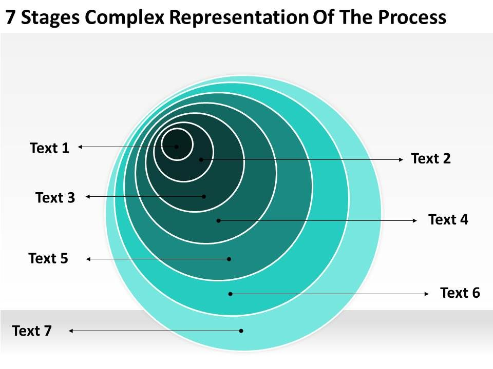 small_business_network_diagram_7_stages_complex_representation_of_the_process_powerpoint_templates_Slide01