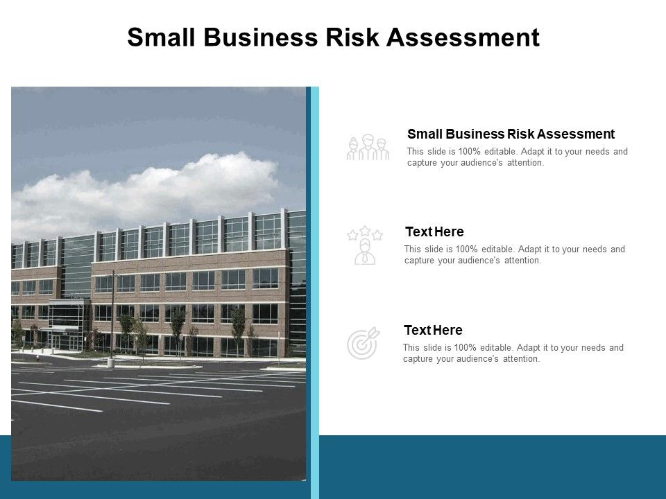 Small Business Risk Assessment Ppt Powerpoint Presentation Summary Show Cpb Powerpoint Design Template Sample Presentation Ppt Presentation Background Images
