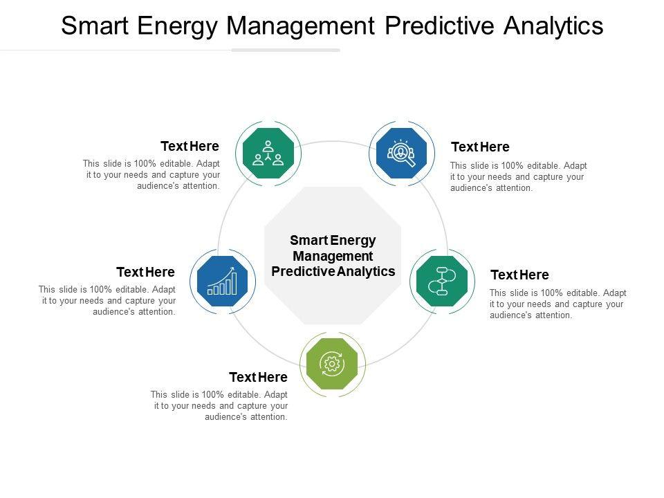 Smart Energy Management Predictive Analytics Ppt Powerpoint Presentation Infographics Cpb