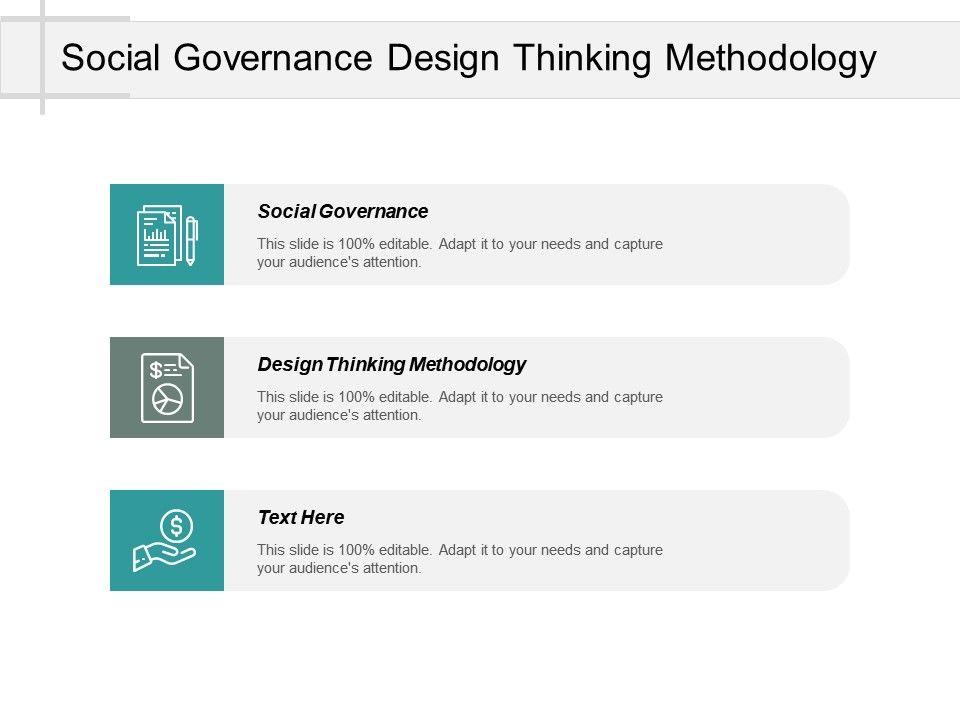 social_governance_design_thinking_methodology_task_management_system_cpb_Slide01