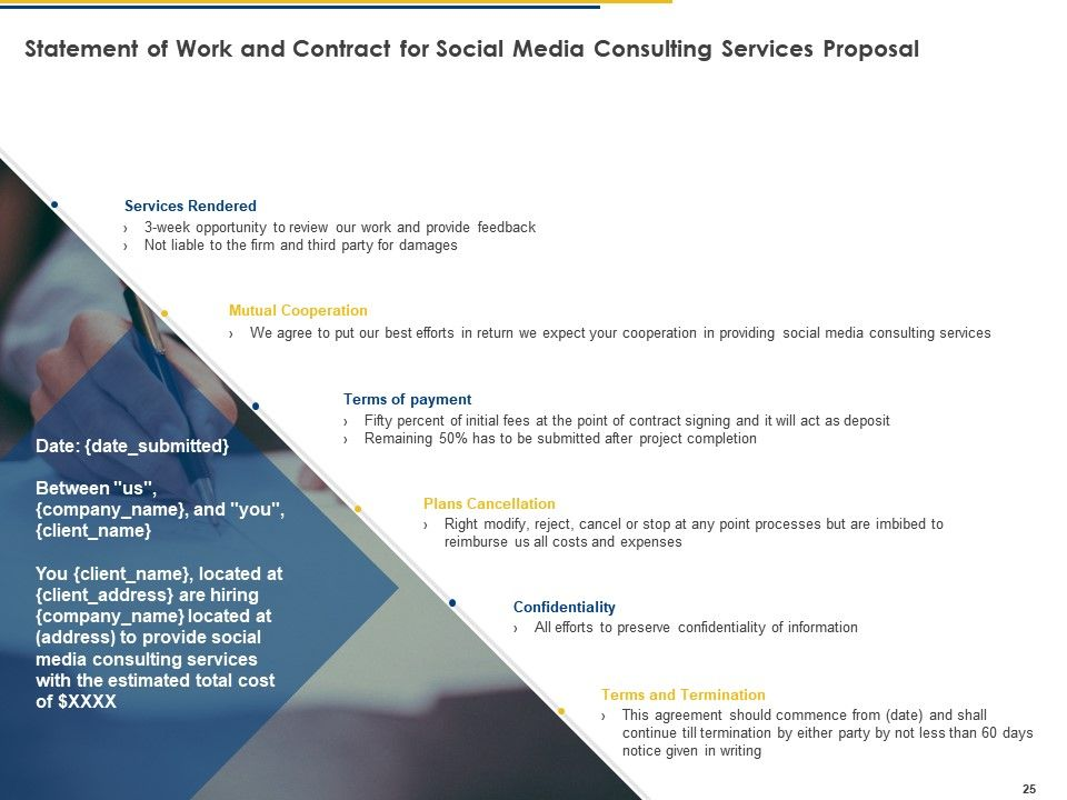 Social Media Consulting Proposal Template Powerpoint Presentation Slides Powerpoint Presentation Images Templates Ppt Slide Templates For Presentation