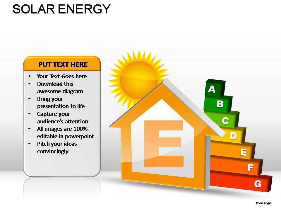 Solar Energy Powerpoint Presentation Slides DB