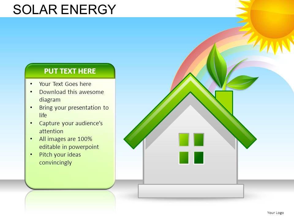 solar energy presentation ppt
