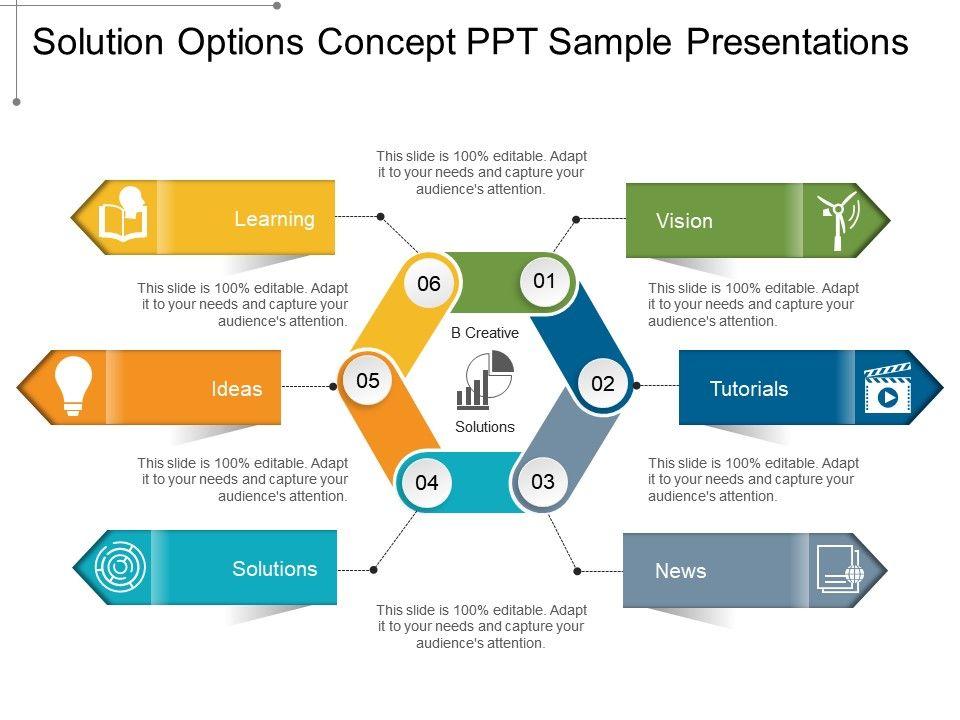 solution_options_concept_ppt_sample_presentations_Slide01