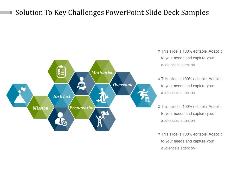 89214931 Style Cluster Hexagonal 12 Piece Powerpoint ...