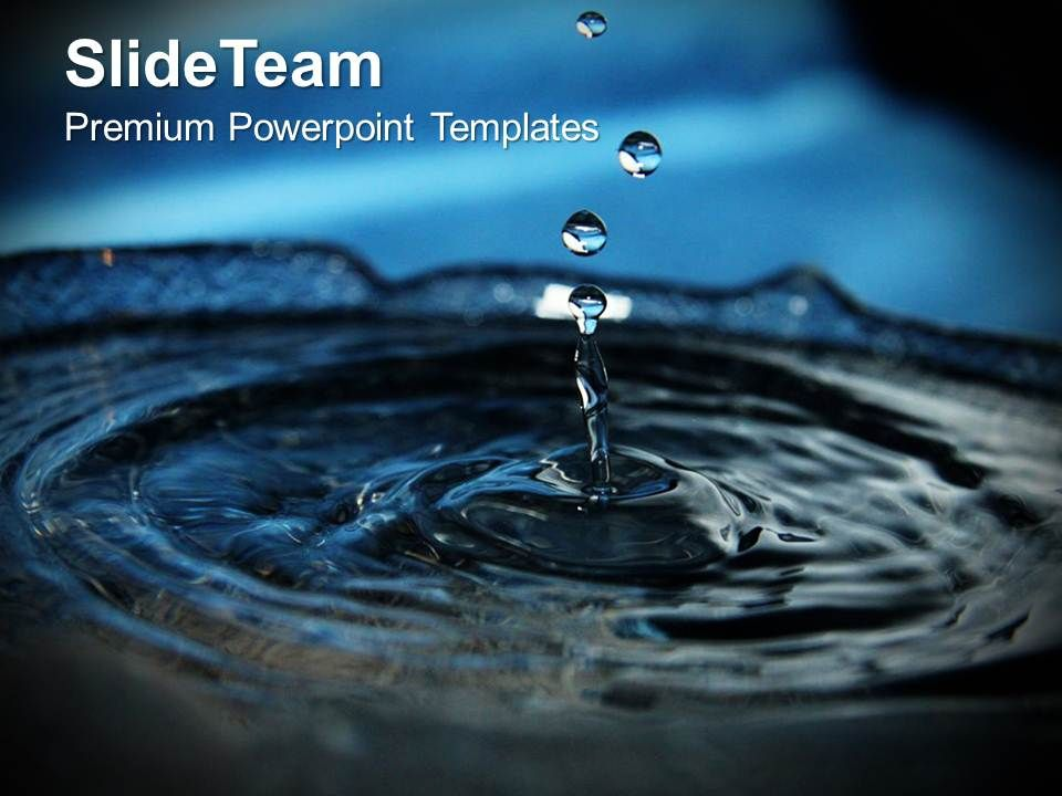 Splashes Of Water Environment Powerpoint Templates Ppt Themes And Graphics 0213 Powerpoint Presentation Templates Ppt Template Themes Powerpoint Presentation Portfolio